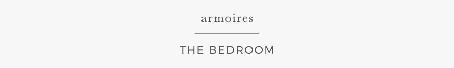 armoires