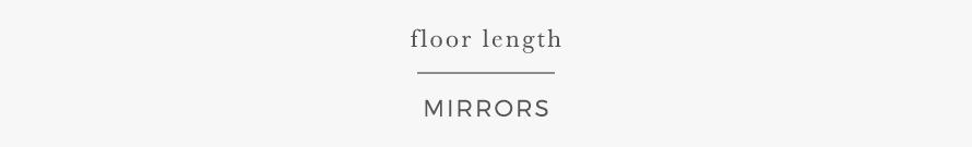 floor length