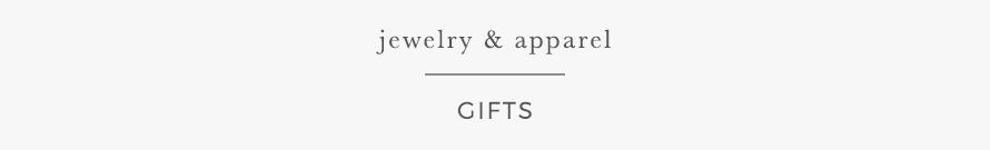 jewelry & apparel